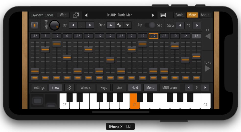 AudioKit Synth One | AudioKit Pro
